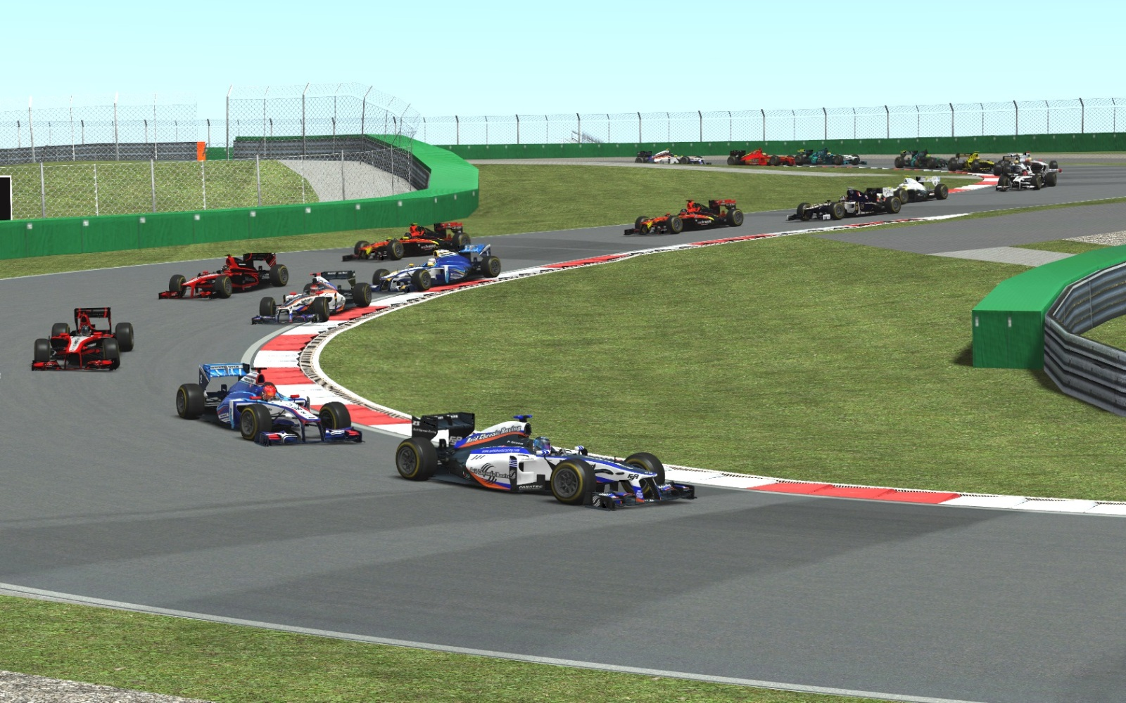 ACE 2015 R3: China Race Review