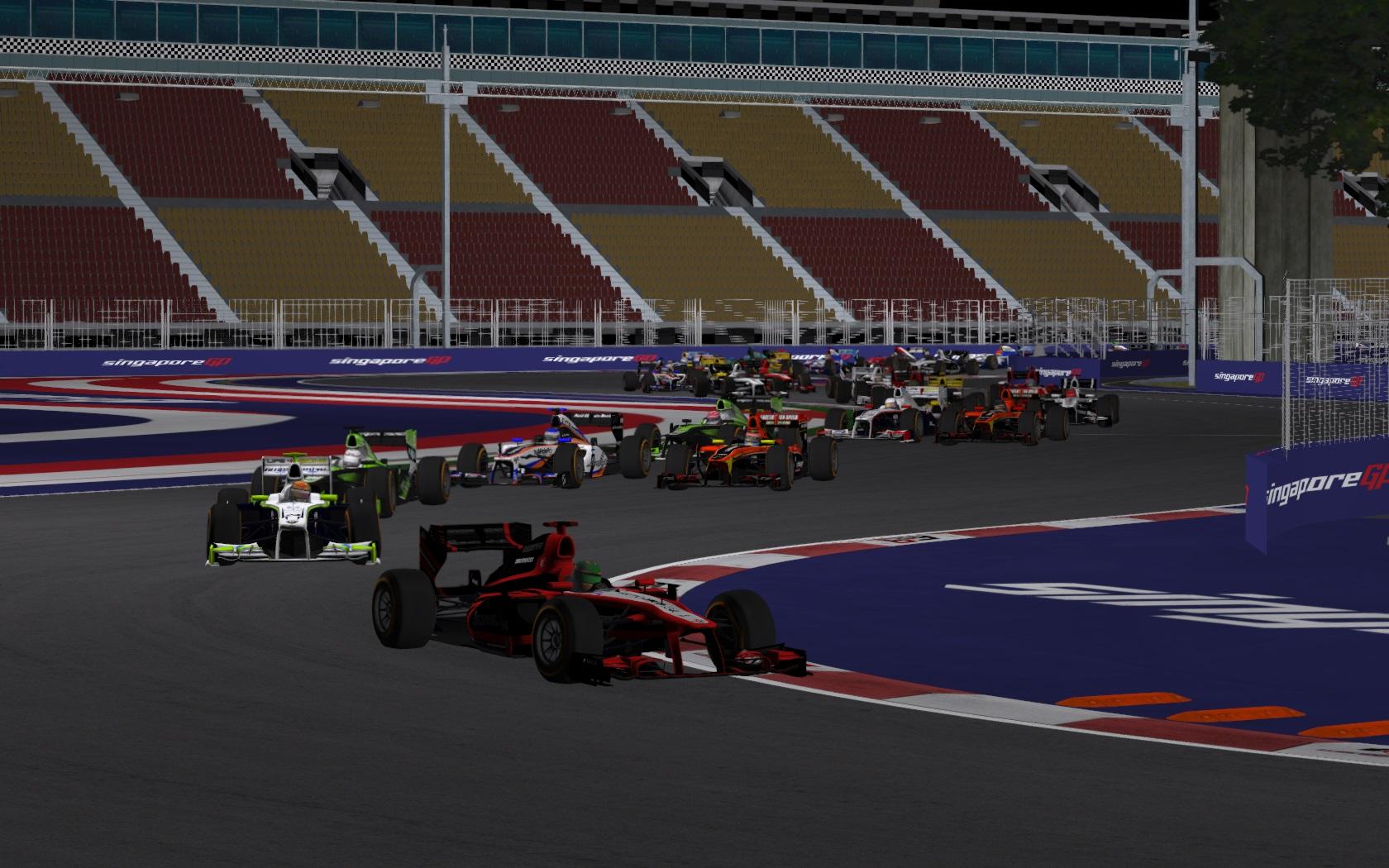 WC 2015:  Singapore GP Preview