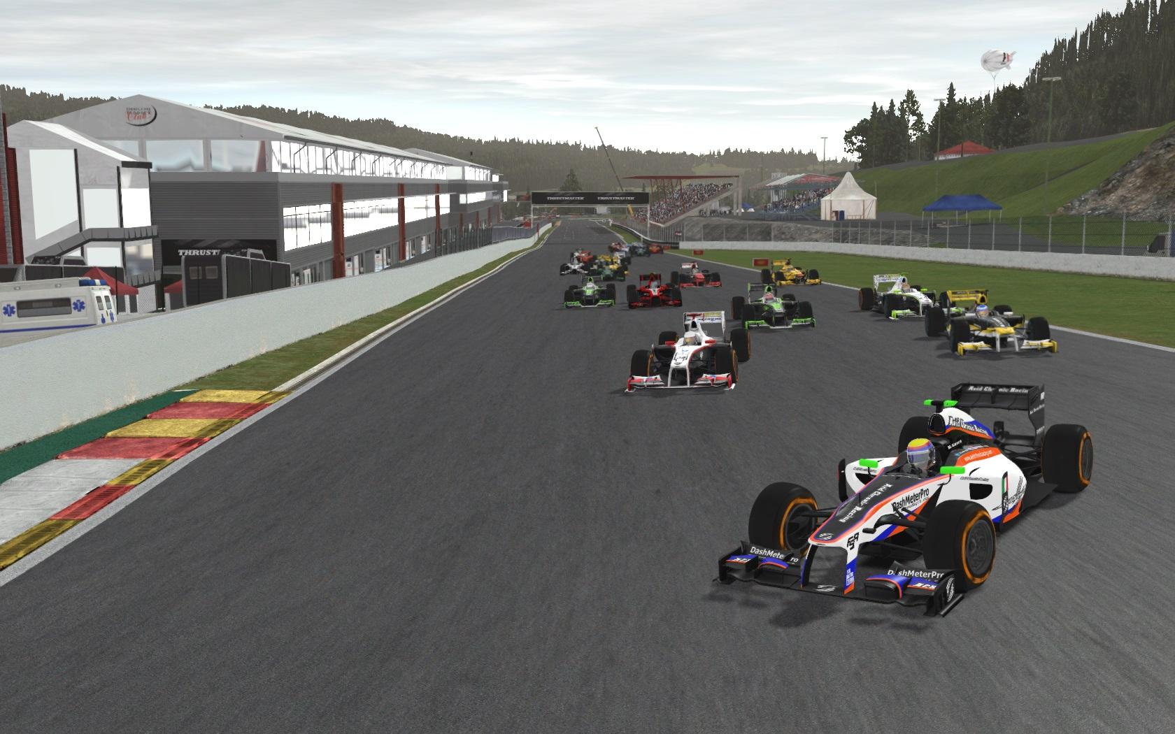 WC 2015:  Belgian GP Preview