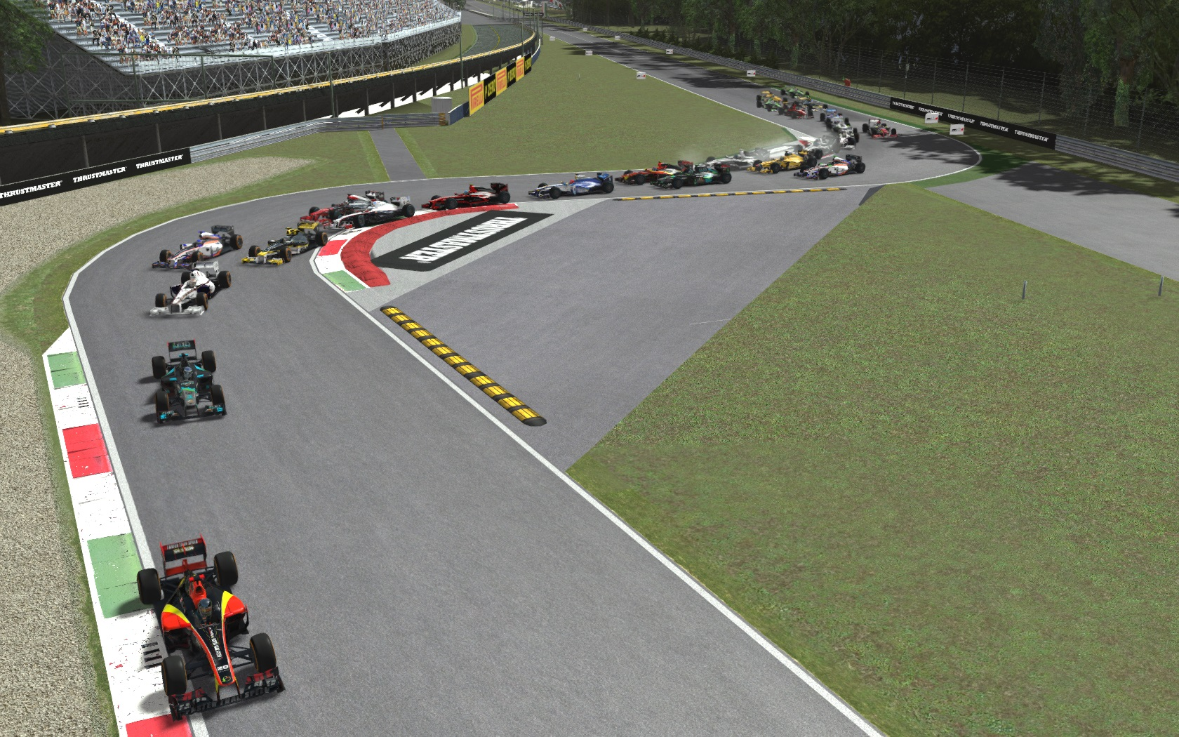 WC 2015: Italian GP Preview