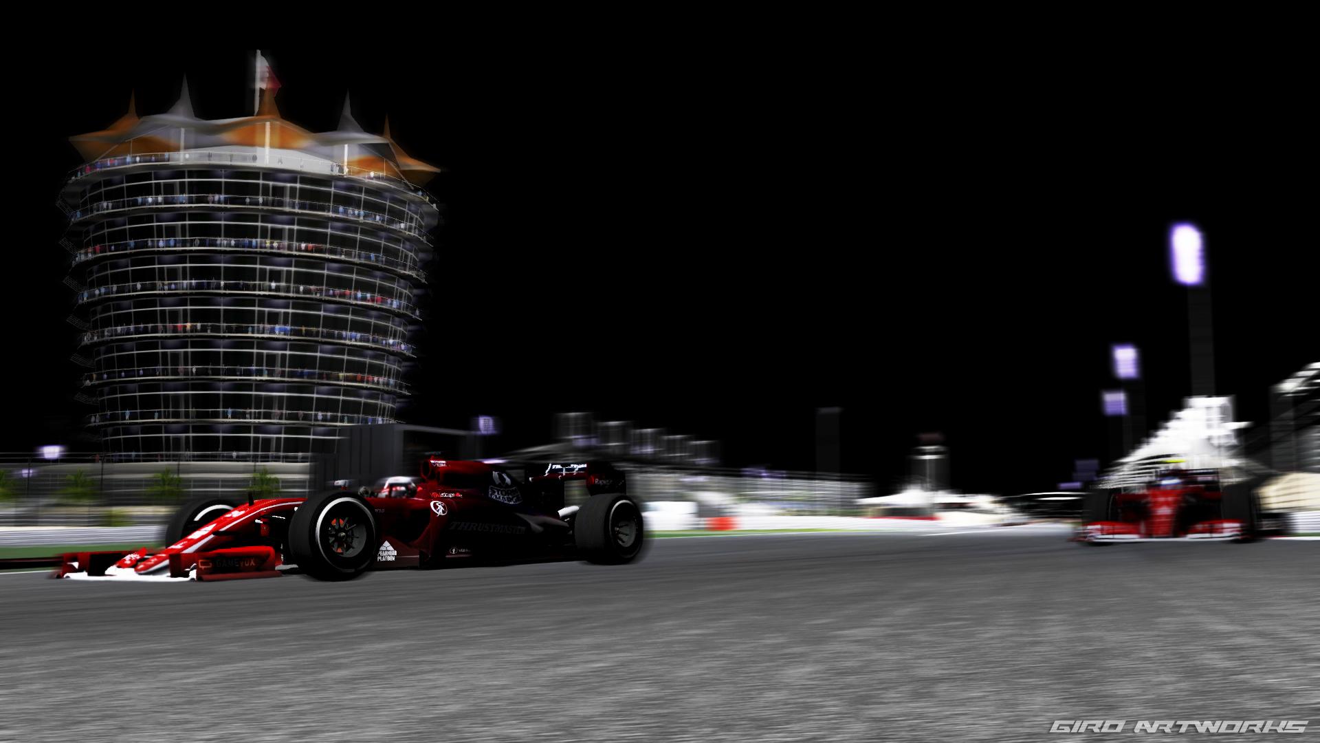 2016 Recap - Round 02:  Bahrain Grand Prix